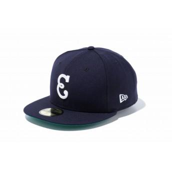 NEW ERA ニューエラ 59FIFTY ニグロリーグ ニューアーク・イーグルス チームカラー ベースボールキャップ キャップ 帽子 メンズ レディース 7 (55.8cm) 11781689 NEWERA