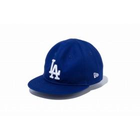 【ニューエラ公式】キッズ My 1st 9FIFTY ロサンゼルス・ドジャース ダークロイヤル × ホワイト 男の子 女の子 48.3 - 50.1cm MLB キャップ 帽子 12018911 NEW ERA
