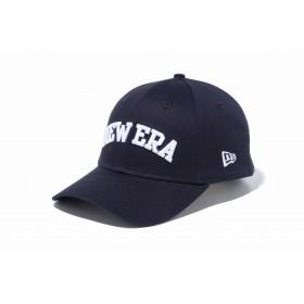 【ニューエラ公式】 39THIRTY ニューエラ アーチロゴ ネイビー × ホワイト メンズ レディース M/L キャップ 帽子 11899317 NEW ERA