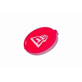 【ニューエラ公式】 コインケース 蛍光ピンク × ホワイト メンズ レディース ワンサイズ アクセサリ 11506092 NEW ERA