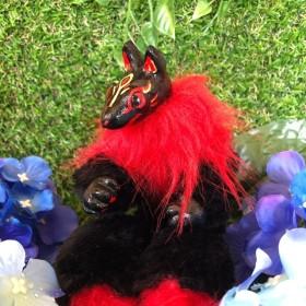 アートドール(黒妖狐)