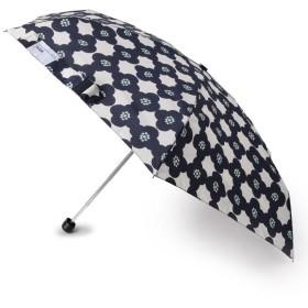 ITS' DEMO(イッツデモ) フラワープリント晴雨兼用ミニ傘