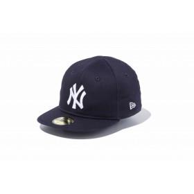 【ニューエラ公式】キッズ My 1st 59FIFTY ニューヨーク・ヤンキース ネイビー × ホワイト 男の子 女の子 6 (48.3cm) MLB キャップ 帽子 11225744 NEW ERA