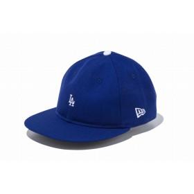 【ニューエラ公式】 RC 9FIFTY ロサンゼルス・ドジャース ミニロゴ ダークロイヤル × スノーホワイト メンズ レディース 57.7 - 61.5cm MLB キャップ 帽子 11899067 NEW ERA