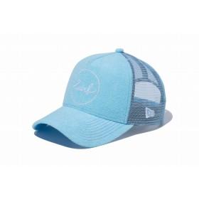 【ニューエラ公式】 9FORTY A-Frame トラッカー サーフ パイル ライトブルー メンズ レディース 56.8 - 60.6cm キャップ 帽子 11901212 NEW ERA メッシュキャップ