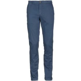《期間限定セール開催中!》HARMONT & BLAINE メンズ パンツ ブルー 48 コットン 98% / ポリウレタン 2%