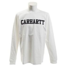 カーハート(CARHARTT) COLLEGE 長袖Tシャツ I021948029117F (Men's)