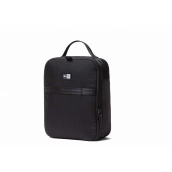 【ニューエラ公式】 シューケース 10L ブラック メンズ レディース ワンサイズ バッグ 鞄 11404167 NEW ERA