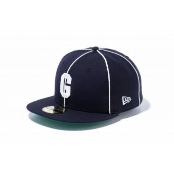 NEW ERA ニューエラ 59FIFTY ニグロリーグ ホームステッド・グレイズ チームカラー ベースボールキャップ キャップ 帽子 メンズ レディース 7 (55.8cm) 11781699 NEWERA