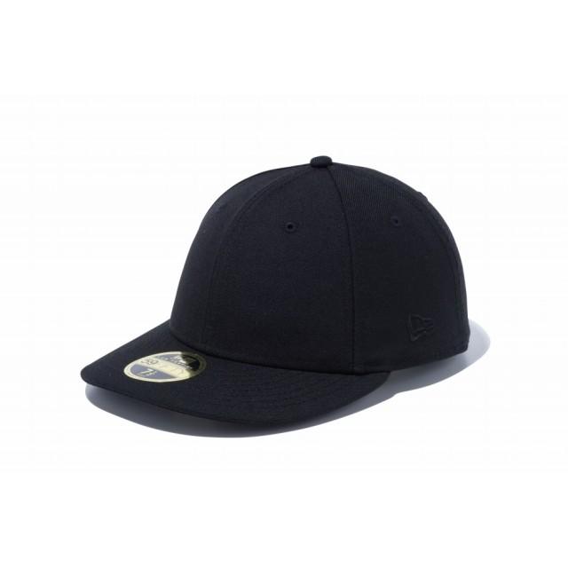 【ニューエラ公式】 LP 59FIFTY ベーシック ブラック ブラックフラッグ メンズ レディース 7 (55.8cm) キャップ 帽子 12018908 NEW ERA