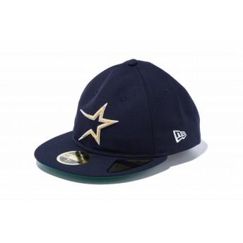 NEW ERA ニューエラ RC 59FIFTY ヒューストン・アストロズ CT ネイビー × ゴールド ベースボールキャップ キャップ 帽子 メンズ レディース 7 (55.8cm) 12018900 NEWERA