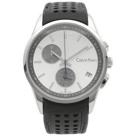 【送料無料】【クーポン対象商品 7/17 9:59マデ】カルバンクライン 時計 CALVIN KLEIN K5A371. C6 41MM メンズ腕時計 ウォッチ ブラック 【お取り寄せ商品】