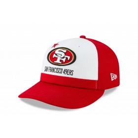 【ニューエラ公式】 LP 59FIFTY 2019 NFL ドラフトキャップ サンフランシスコ・49ers メンズ レディース 7 1/2 (59.6cm) NFL キャップ 帽子 12028732 NEW ERA