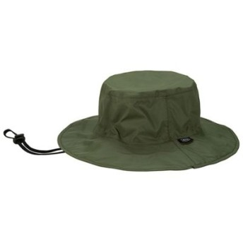 (BACKYARD FAMILY/BACKYARD FAMILY)KiU UV & RAIN PACKABLE SAFARI HAT パッカブルサファリハット/レディース カーキ