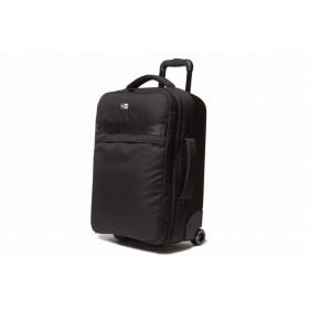 NEW ERA ニューエラ ウィールバッグ 42L ブラック キャリーバッグ スーツケース PC収納 バッグ メンズ レディース ワンサイズ 11404105 NEWERA