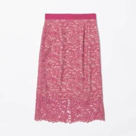 [マルイ]【セール】【LOVELESS】WOMEN レースタイトロングスカート/ギルドプライム(GUILD PRIME WOMENS)