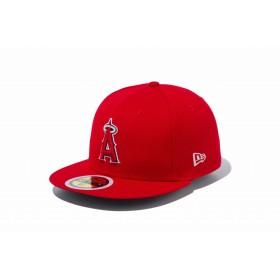 【ニューエラ公式】キッズ 59FIFTY MLB オンフィールド ロサンゼルス・エンゼルス ゲーム 男の子 女の子 6 1/2 (52cm) MLB キャップ 帽子 11901040 NEW ERA