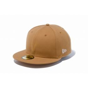【ニューエラ公式】 59FIFTY ベーシック ウィート ホワイトフラッグ メンズ レディース 7 (55.8cm) キャップ 帽子 12019023 NEW ERA