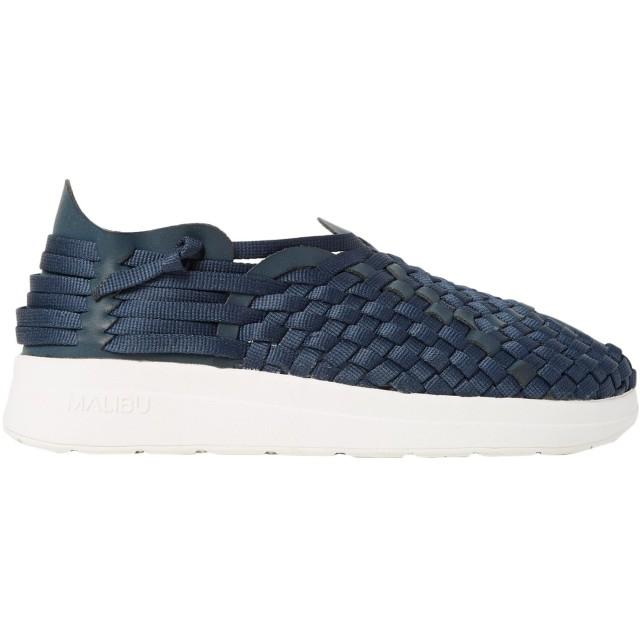 《セール開催中》MALIBU SANDALS メンズ スニーカー&テニスシューズ(ローカット) ダークブルー 6 紡績繊維