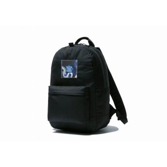 【ニューエラ公式】 ライトパック HITOTZUKI ブラック メンズ レディース ワンサイズ バックパック 11909092 コラボ NEW ERA リュック