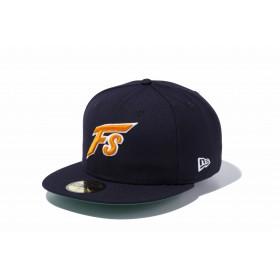 【ニューエラ公式】 59FIFTY NPBクラシック 日本ハムファイターズ 「 Fs 」ロゴ メンズ レディース 7 (55.8cm) NPB キャップ 帽子 11121941 NEW ERA