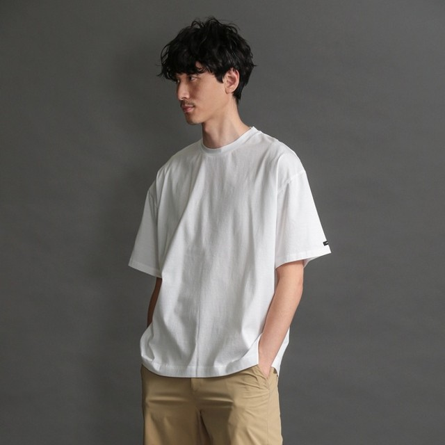 [マルイ] 【LOVELESS】MEN はっ水コットンビッグTシャツ/ギルドプライム(GUILD PRIME WOMENS)