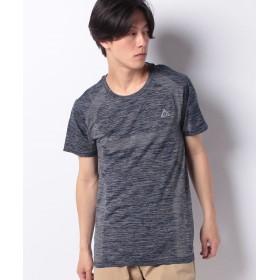【37%OFF】 ジョルダーノ [GIORDANO] [SILVERMARK] COOLMAX Tシャツ メンズ ネイビー M 【GIORDANO】 【セール開催中】