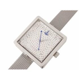 ヴィヴィアン ウエストウッド VIVIENNE WESTWOOD クオーツ レディース 腕時計 VV053SLSL シルバー