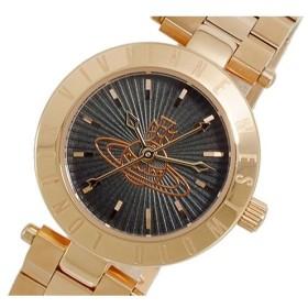 ヴィヴィアン ウエストウッド VIVIENNE WESTWOOD レディース 腕時計 VV092RS ブラック