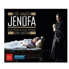 Janacek ヤナーチェク / 『イェヌーファ』全曲 カフタン&グラーツ歌劇場、ガル・ジェイムズ、フェルミリオ