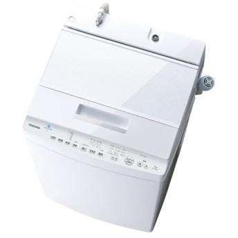 AW-7D8-W 全自動洗濯機 ZABOON(ザブーン) グランホワイト [洗濯7.0kg /上開き]