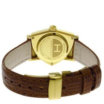 ハミルトン HAMILTON ベンチュラ クオーツ レディース 腕時計 H24101511 ホワイト/ゴールド ホワイト