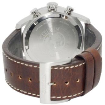 シチズン CITIZEN エコドライブ ソーラー メンズ クロノ 腕時計 CA4210-16E ブラック