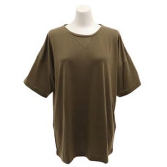 【Super Sports XEBIO & mall店:トップス】【オンライン特価】ボックス 半袖Tシャツ CH2WS9517 KHK