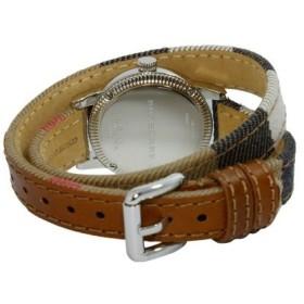 バーバリー BURBERRY クオーツ レディース 腕時計 BU7849 ホワイト