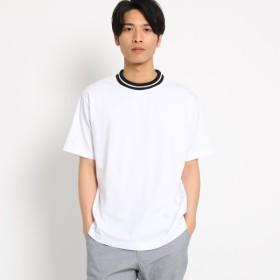 [マルイ]【セール】ラインリブTシャツ/ザ ショップ ティーケー(メンズ)(THE SHOP TK Mens)