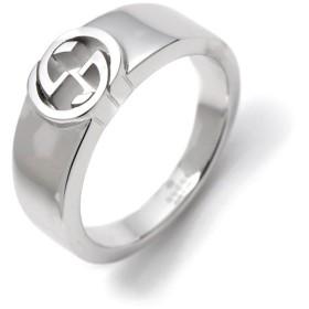 グッチ GUCCI ユニセックス リング 指輪 JP22号 374666-J8400/0702/23 シルバー シルバー