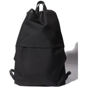 パトリックステファン Nylon backpack 'cordon' メンズ ブラック F 【PATRICK STEPHAN】