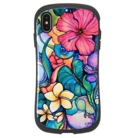 [iPhone XS Max専用]コリーンウィルコックス/Colleen Wilcox iFace First Classケース 41-909164 Paradise