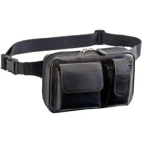 フィリップラングレー ウエストバッグ メンズ 25767 ブラック 国内正規 ブラック
