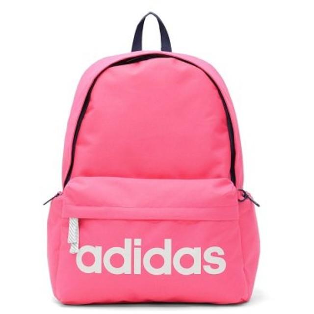 (GALLERIA/ギャレリア)アディダス リュック adidas バッグ スクールバッグ リュックサック デイパック 23L 47892/ユニセックス ピンク