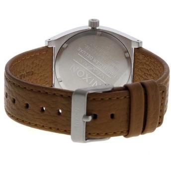 ニクソン NIXON タイムテラー デラックス TIME TELLER クオーツ ユニセックス 腕時計 A927-2310 シルバー シルバー