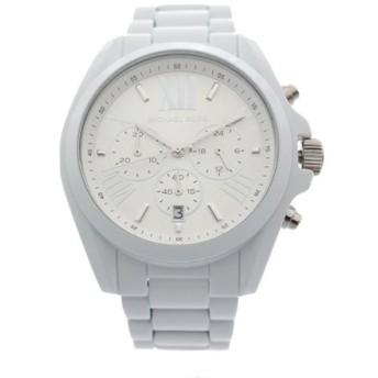 マイケルコース MICHAEL KORS 腕時計 メンズ MK6585 クォーツ ホワイト ホワイト