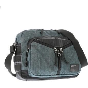 ディーゼル DIESEL メンズ ショルダーバッグ X03328-P0184-H6050 ブルー ブルー