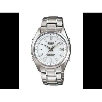 カシオ CASIO リニエージ LINEAGE 腕時計 LIW-130TDJ-7AJF ホワイト