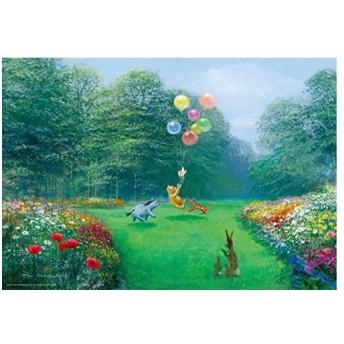 テンヨー 1000ピース ジグソーパズル ディズニー くまのプーさん レスキュイング ピグレット(51x73.5cm)