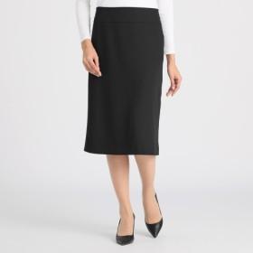 ケイズダブルサテンセミタイトスカート