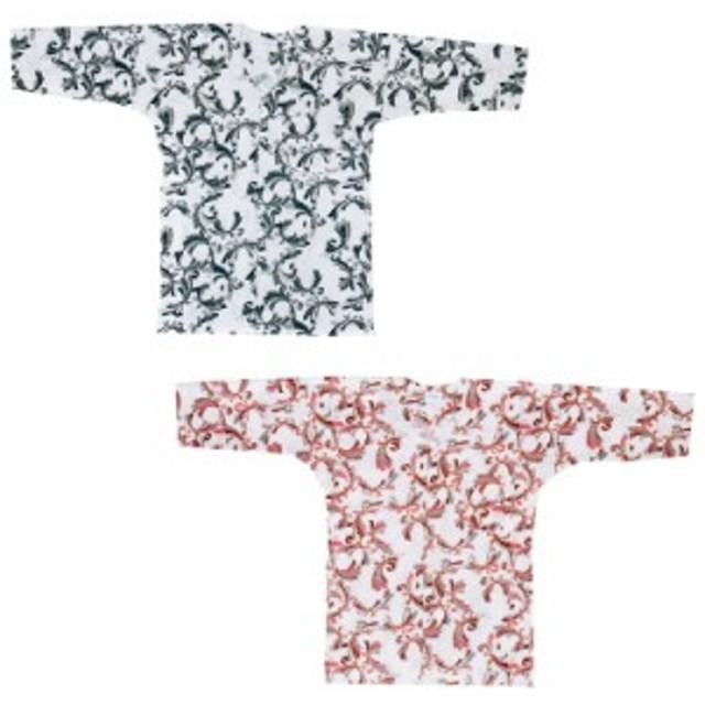 【お祭り用品・衣装】 鯉口シャツ のし 青・赤 A1323・1324