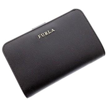 フルラ FURLA 短財布 レディース 872836 PR85 B30 BABYLON 872836-ONYX ONYX ブラック ブラック