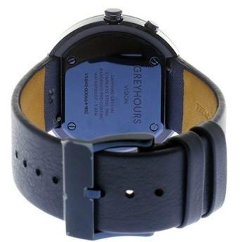 グレイアワーズ GREY HOURS クォーツ メンズ 腕時計 GH-VSGH3 ネイビー ネイビー